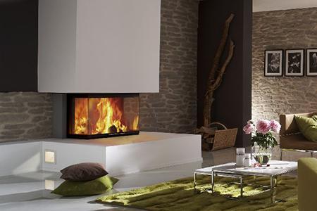 kamine fen. Black Bedroom Furniture Sets. Home Design Ideas