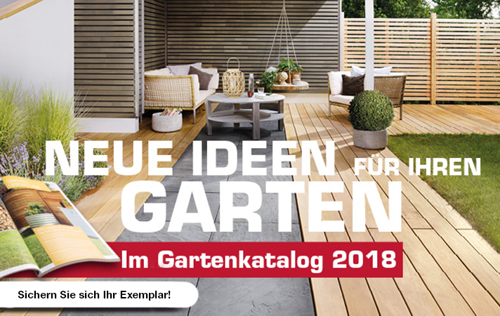 Gartenkatalog 2018 Jetzt Bei Uns Abholen Oder Bestellen