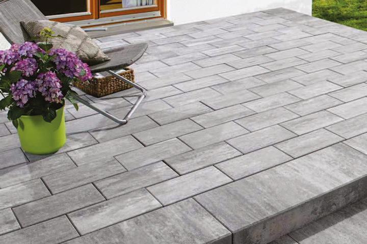 urbane eleganz terrassen gestalten mit kann antaria. Black Bedroom Furniture Sets. Home Design Ideas