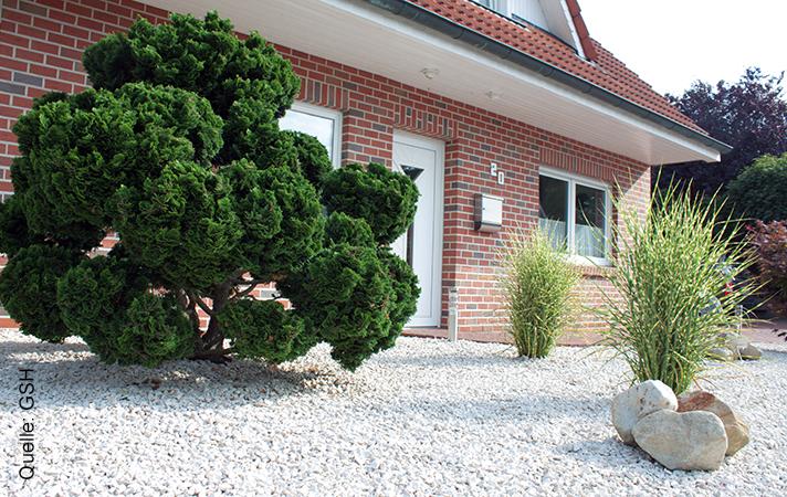 Berühmt Gärten und Wege richtig anlegen mit Splitt und Kies - Baustoffe #CQ_33