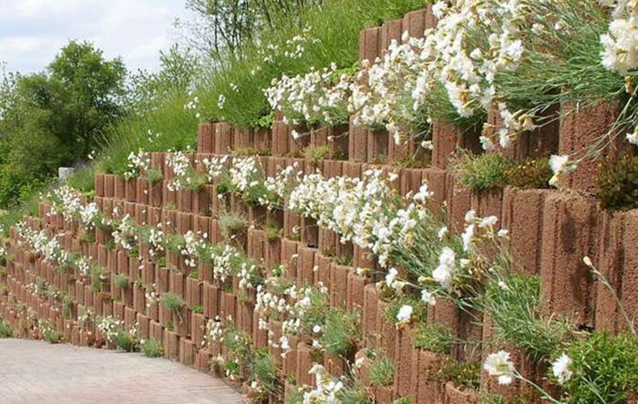 Berühmt Hangbefestigung – Individuelle Lösungen für Ihren Garten &IA_17